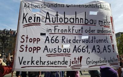 Aktionsbündnis Unmenschliche Autobahn